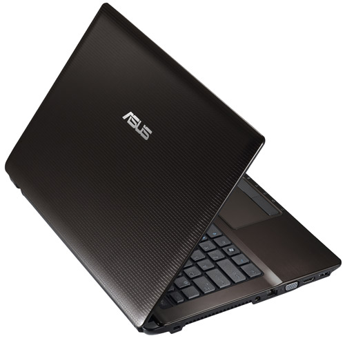 New Driver: Asus A42JZ Notebook Intel Turbo Boost