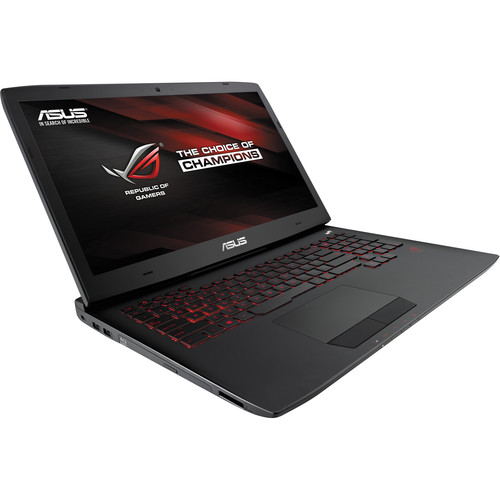 Asus G751JY-DH72X - Notebookcheck.net External Reviews