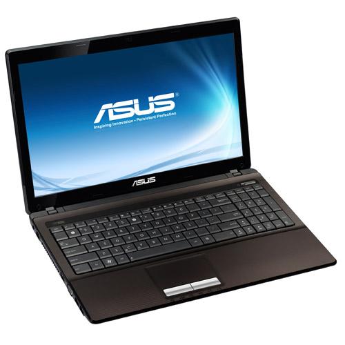 Asus K53 Series - Notebookcheck.net External Reviews
