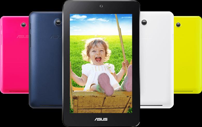 ini adalah desain dari tablet terbaru asus MeMo Pad HD 7 yang akan segera dipasarkan di Indonesia