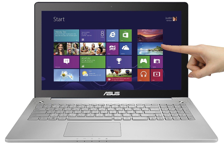 Asus N550JK-DS71T - Notebookcheck.net External Reviews