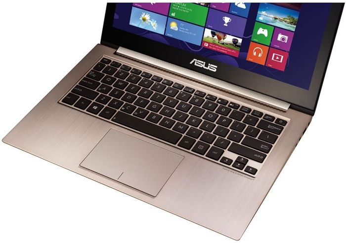 New Drivers: Asus ZENBOOK Prime UX31A Virtual Touch