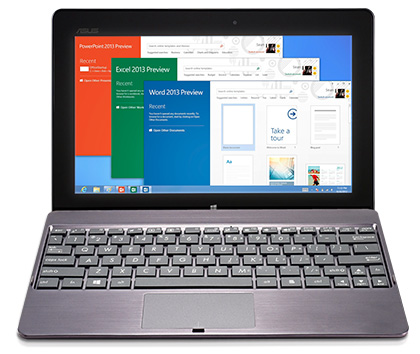 Asus Vivo Tab Series - Notebookcheck net External Reviews