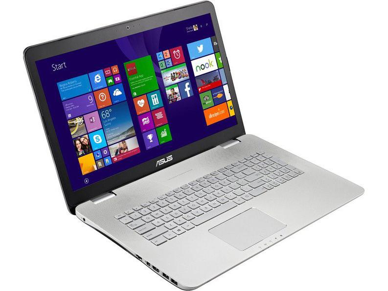ASUS N751JX NVIDIA Graphics Windows Vista 32-BIT