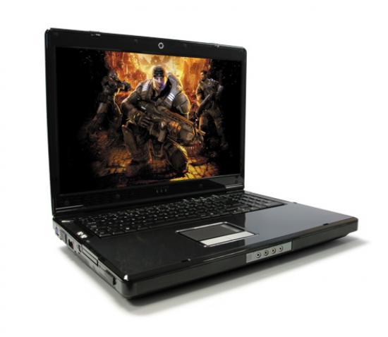 لپ تاپ Rock Xtreme SL8