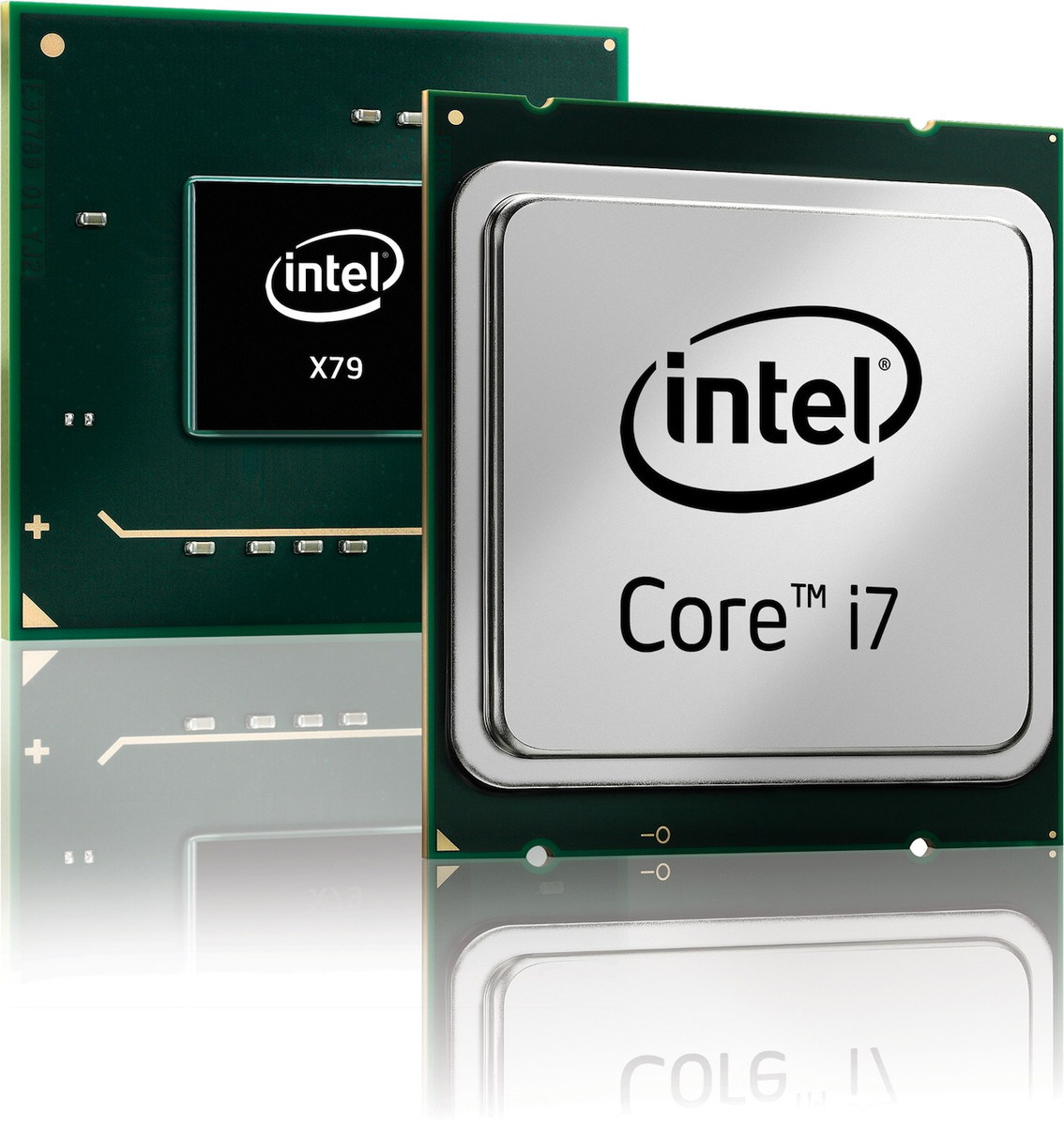 Intel Core I7 Desktop 4960x Notebook Processor