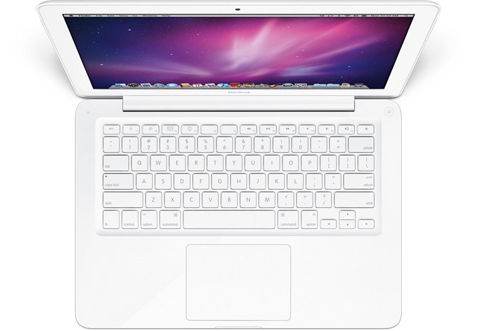 apple macbook white series external. Black Bedroom Furniture Sets. Home Design Ideas