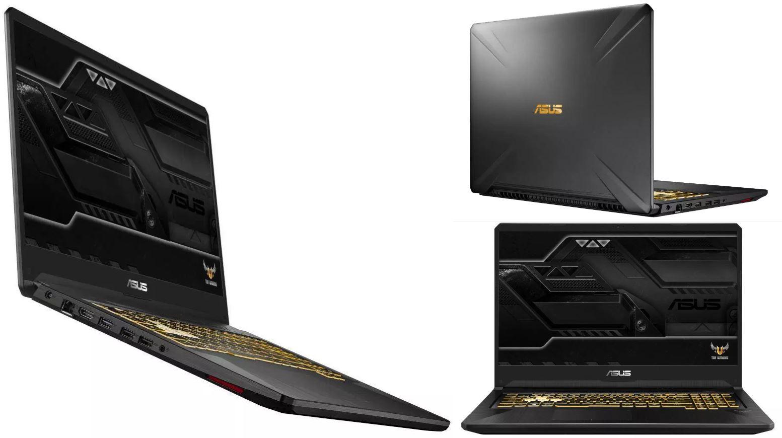 Asus Tuf Fx705gd Ew086 Notebookcheck Net External Reviews