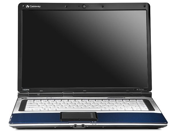 gateway m series laptop wont turn on