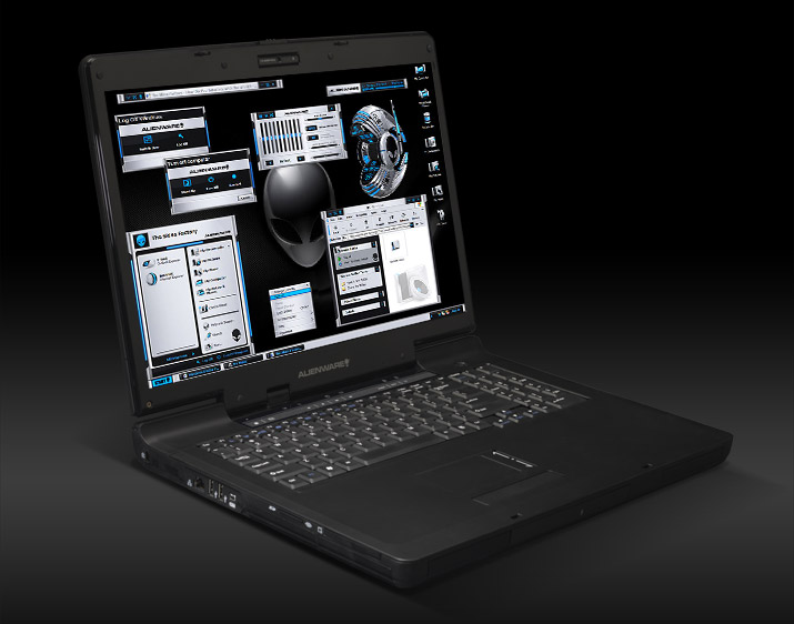 Alienware m5790 T7600 cpu Drivers for Windows