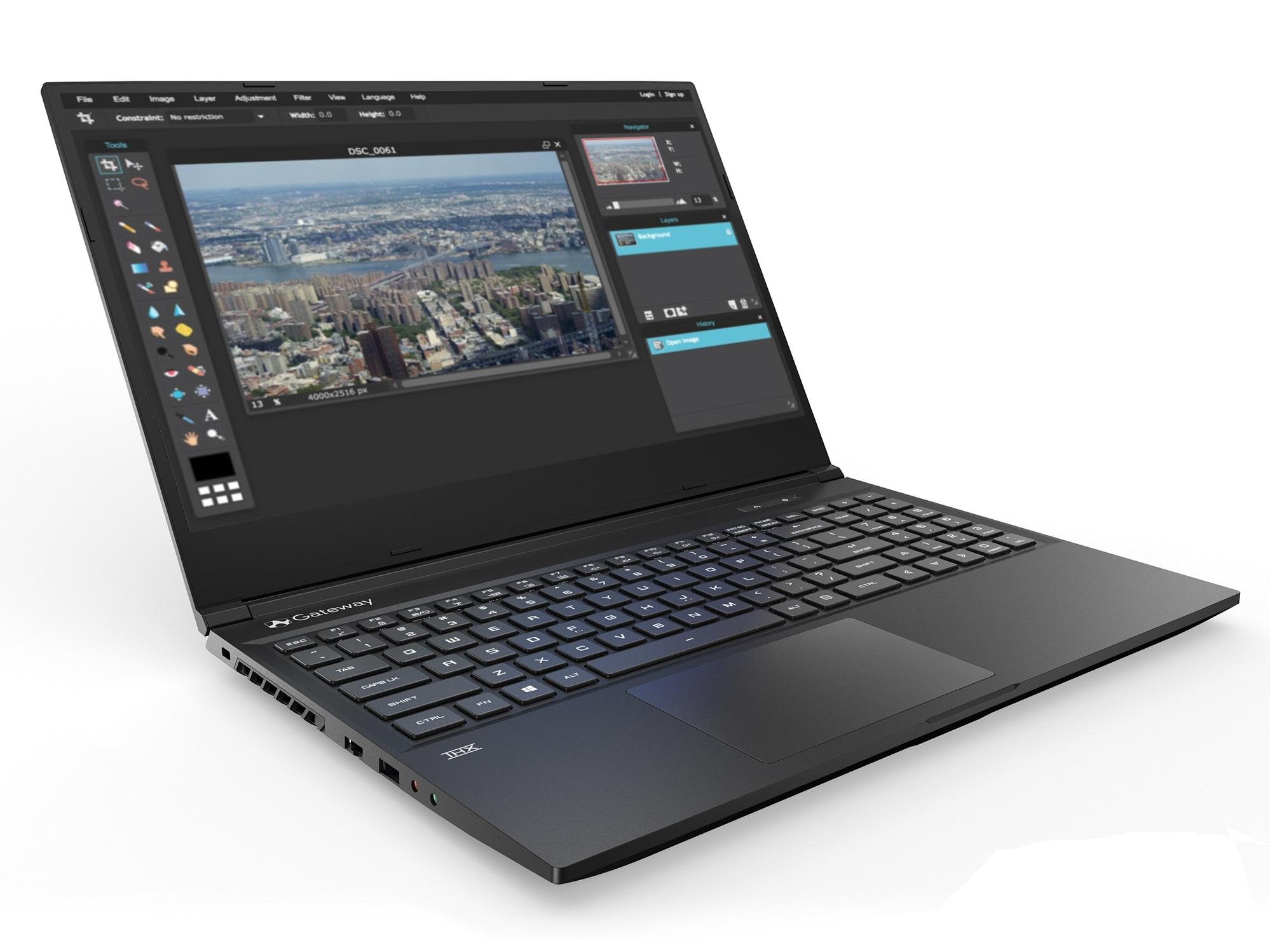 Gateway Creator Series 15 6 Gwtn156 3bk Notebookcheck Net External Reviews