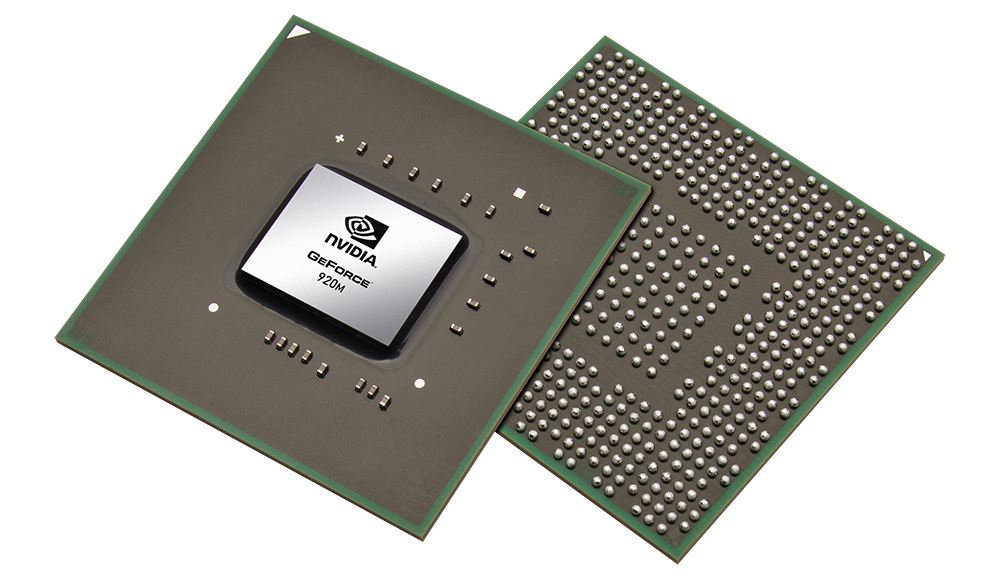 Nvidia Geforce 920m