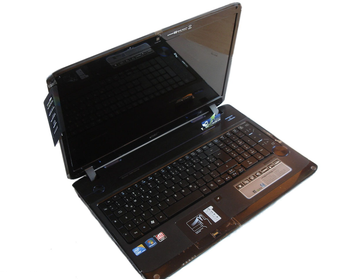 Acer Aspire 8943G Broadcom Bluetooth XP