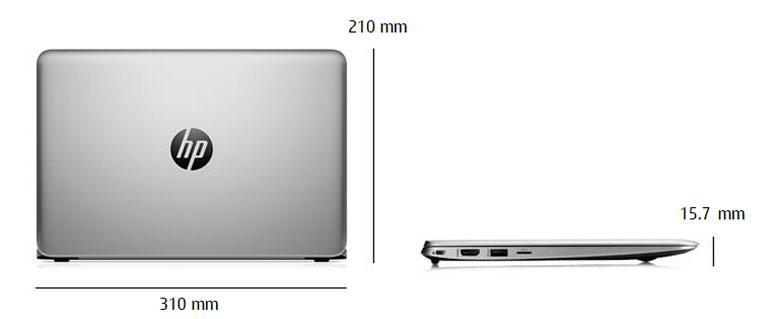 Hp Elitebook Folio 1020 G1 TouchSmart Intel Core M-5Y71-1.20GHz ...