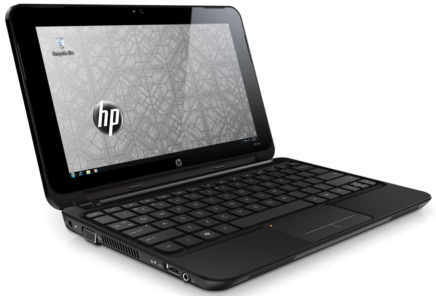 HP Mini 110-1131DX Notebook Linux