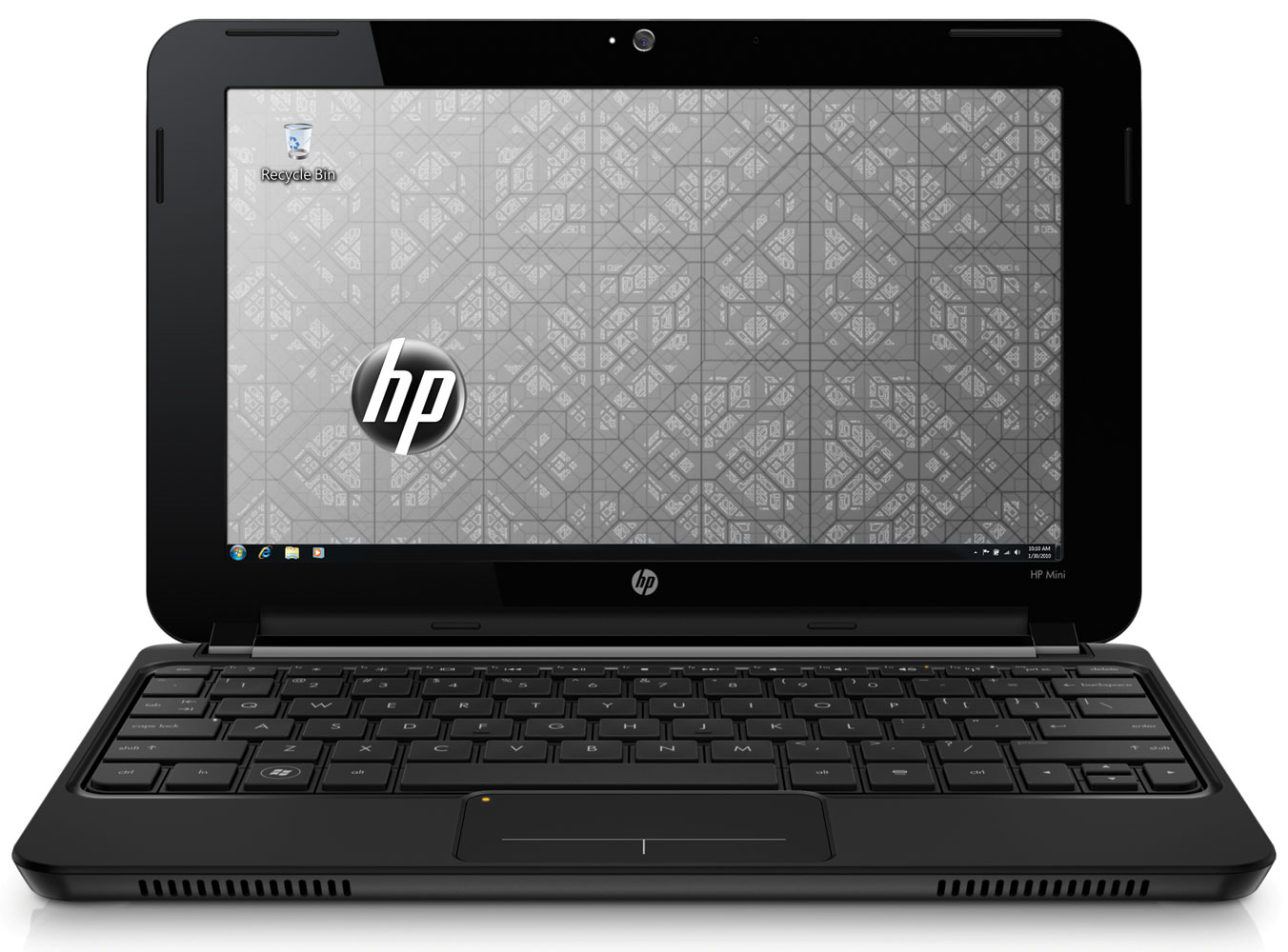 HP Mini 110-1125NR Notebook Quick Launch Buttons Drivers Windows XP