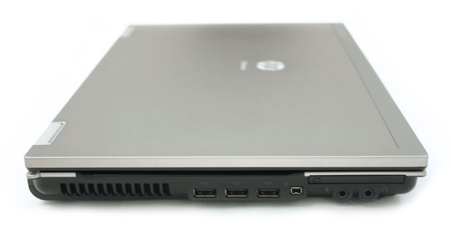 HP EliteBook 8440p Series - Notebookcheck net External Reviews