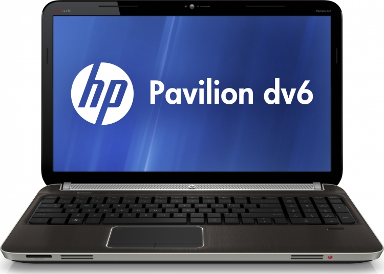 HP Pavilion dv6-1000 Notebook ATI Mobility Radeon Video Last