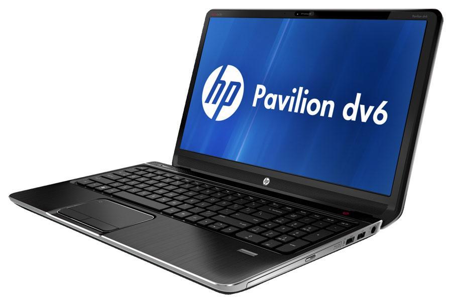 HP Pavilion dv6-2155dx Entertainment Notebook PC Software ...