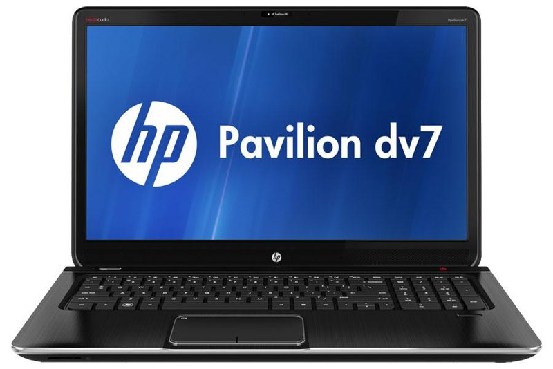 HP Pavilion dv7-7008tx - Notebookcheck.net External Reviews