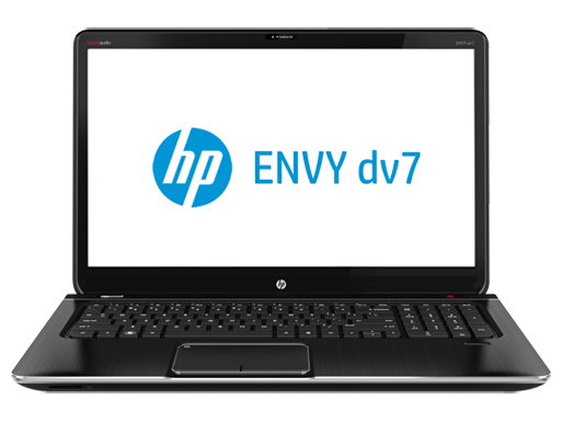 Notebook: HP Envy dv7t-7200 ( Envy dv7 Series )