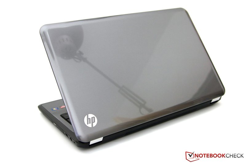 G7 hp laptop : Salon body