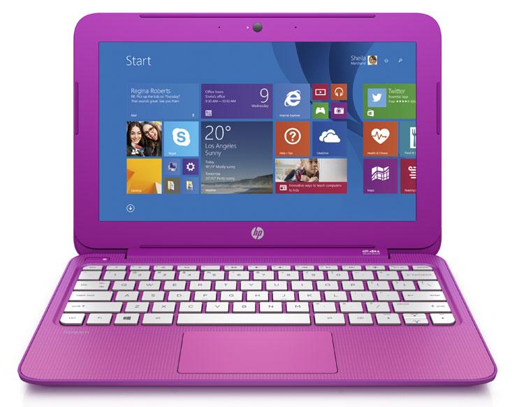 HP Stream 11-d001dx - Notebookcheck net External Reviews