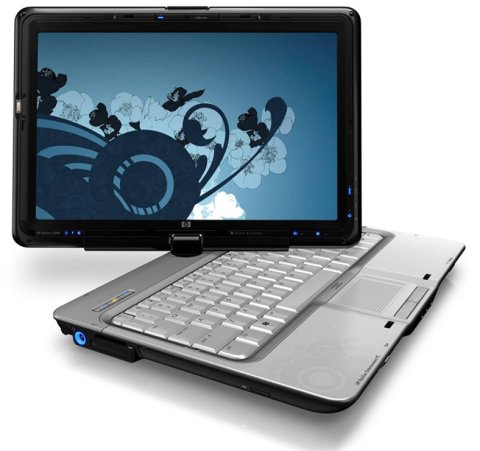 Notebook: HP Pavilion tx2000z