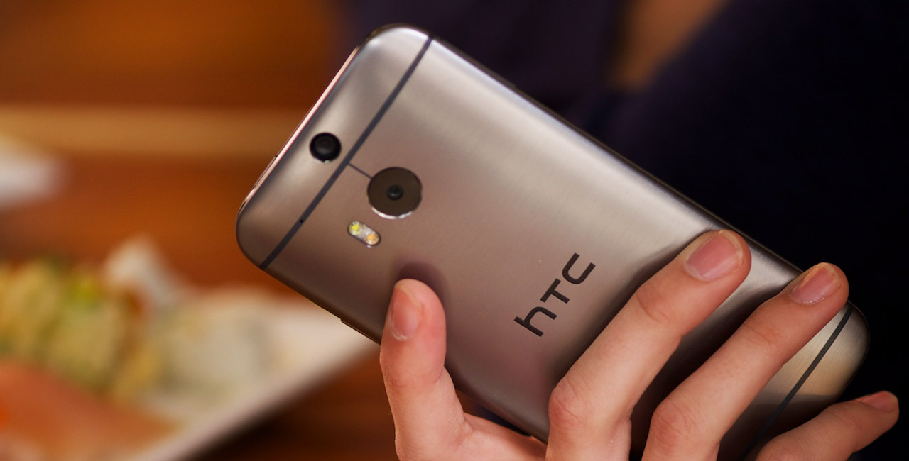HTC One M8 - Notebookcheck net External Reviews