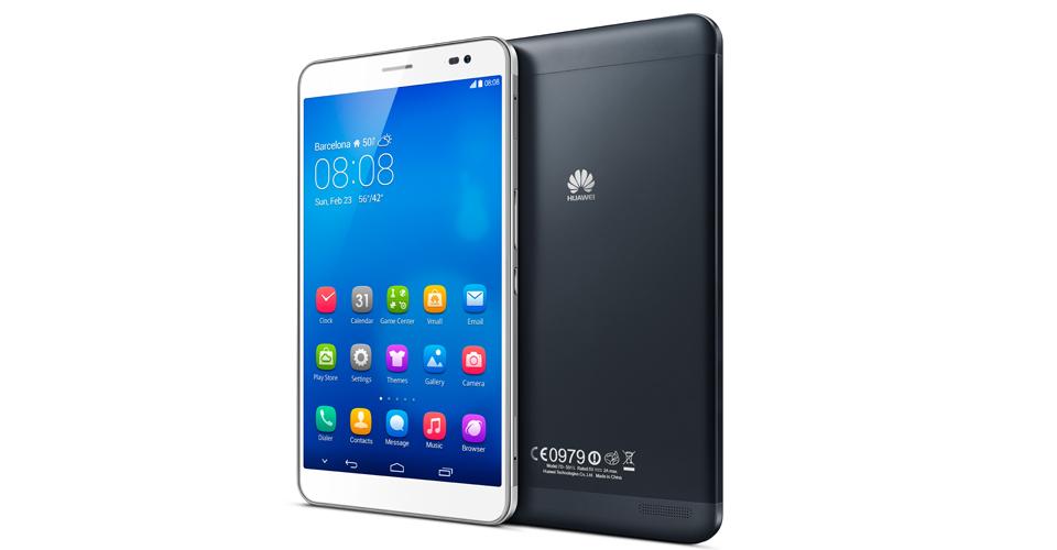 Huawei MediaPad T1 8.0 S8-701u - Notebookcheck.net
