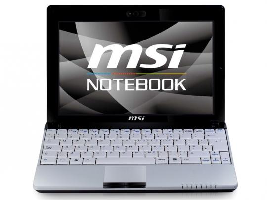 MSI Wind U123 Netbook VGA Driver PC