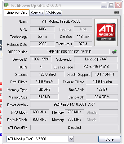 ATI MOBILITY FIREGL 9000 DRIVERS FOR WINDOWS DOWNLOAD