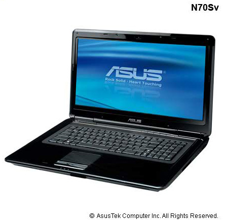 DRIVERS FOR ASUS N70SV