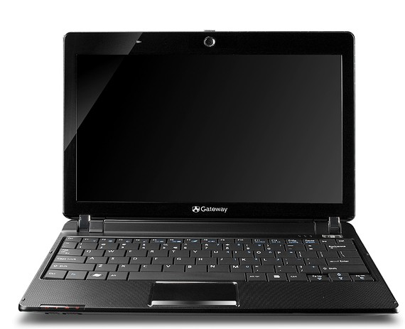 Netbook review Gateway LT2118u Slick design