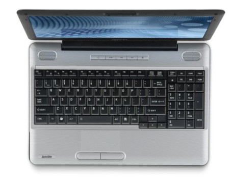 TOSHIBA SATELLITE L500-12T DRIVERS