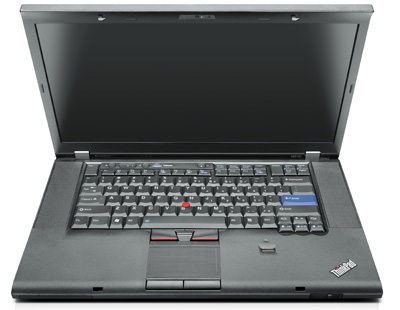 Lenovo ThinkPad W510-NTK55RT - Notebookcheck.net External