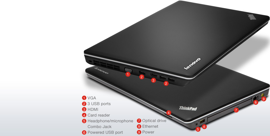 Lenovo ThinkPad Edge E530 Series - Notebookcheck.net External Reviews