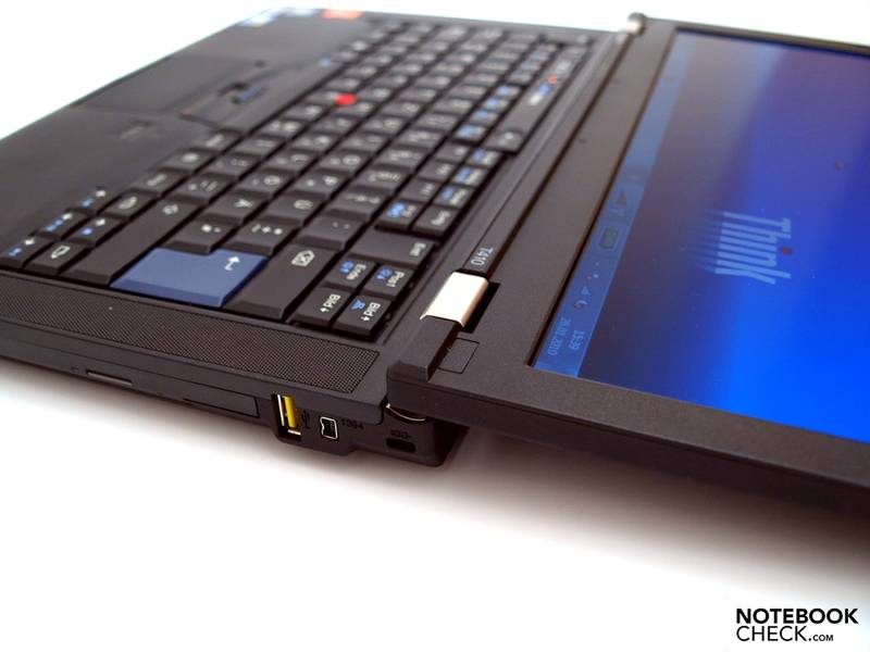 Lenovo ThinkPad T410 Series - Notebookcheck net External Reviews