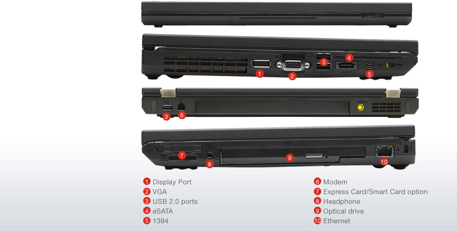 Lenovo Thinkpad T420 Series - Notebookcheck net External Reviews