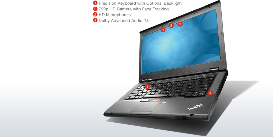 Lenovo ThinkPad T430 Series - Notebookcheck net External Reviews