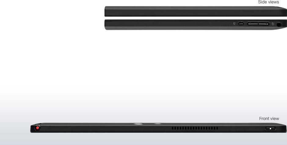 Lenovo ThinkPad Helix - Notebookcheck net External Reviews