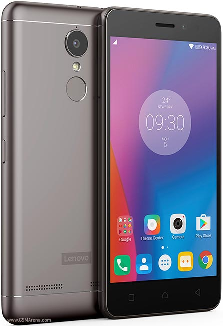 Lenovo Vibe K6 Note - Notebookcheck net External Reviews