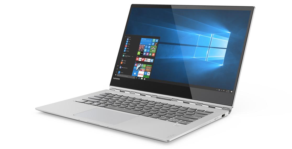 Lenovo Yoga 920 Series - Notebookcheck net External Reviews