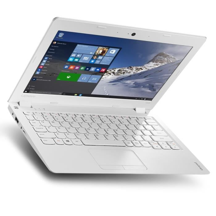 Lenovo Ideapad 100S-11IBY-80R90043TX - Notebookcheck net