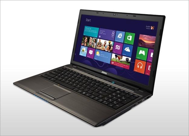 MSI CX61 0ND Notebook Intel Turbo Boost Monitor New