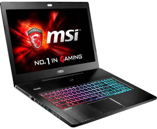 Msi Gs73vr 7rf 216nl Notebookcheck Net External Reviews