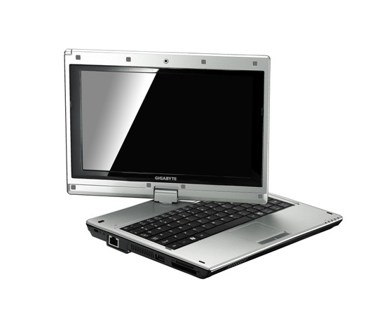 Gigabyte T1028C Netbook Audio Mac