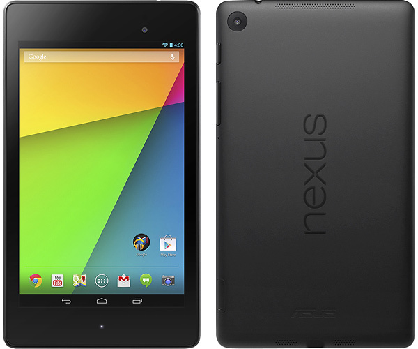 Google Nexus 7 2013 Notebookcheck Net External Reviews