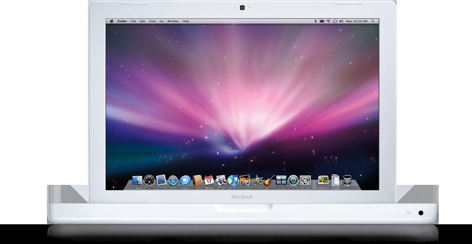 Apple Macbook White Series Notebookcheck Net External