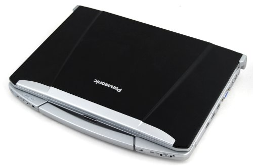 Panasonic Toughbook CF-F8 in the Test